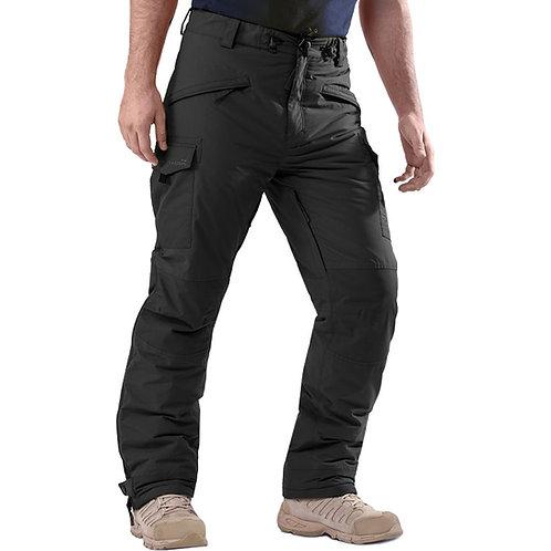 PENTAGON H,C,P, Pantaloni BLACK