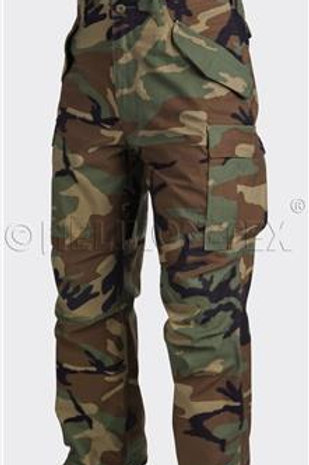 M65 Trousers - Nyco Sateen - US Woodland