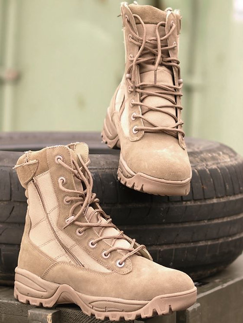 Bocanci  COYOTE TACTICAL BOOTS TWO-ZIP