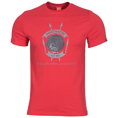 Tricou maneca scurta LAKEDAIMON WARRIOR