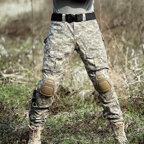 Pantaloni tactici digital