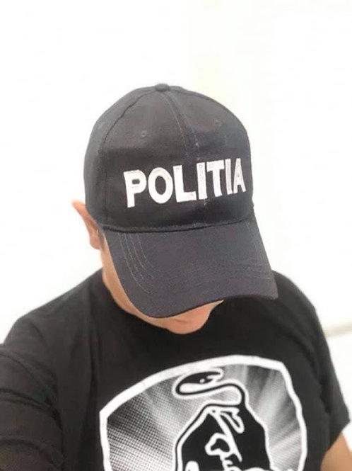Sapca POLITIA navy blue