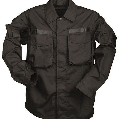 Camasa Commando Smock, german, Negru
