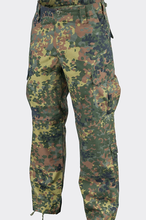 CPU® Pants - PolyCotton Ripstop - Flecktarn