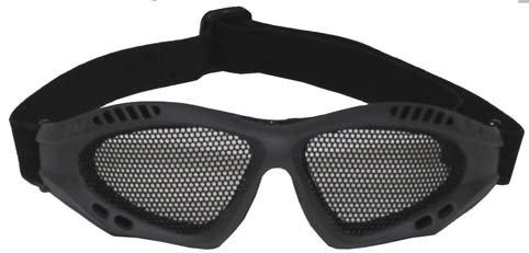 Ochelari din Plasa, Airsoft OD green, Deco