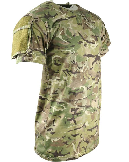 Tricou  tactical multicam