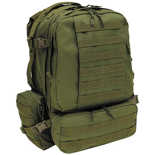 """IT Geanta, rucsac verde, """"Tactical-Modular"""" 45 l"""