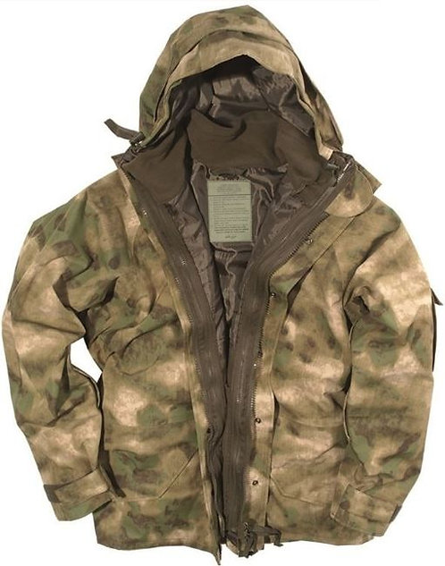 Jacheta - Wet Weather - Mil-Tacs FG - Mil-Tec