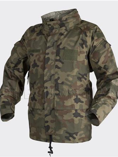 ECWCS Gen II Jacket - H2O Proof - PL Woodland