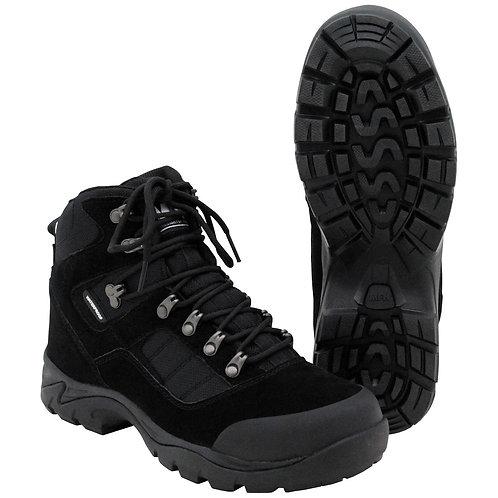 "Combat Boots, ""Security"", black"