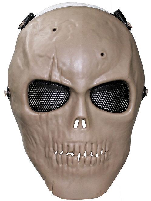 Masca de fata tip craniu, coyote, protectie completa, deco
