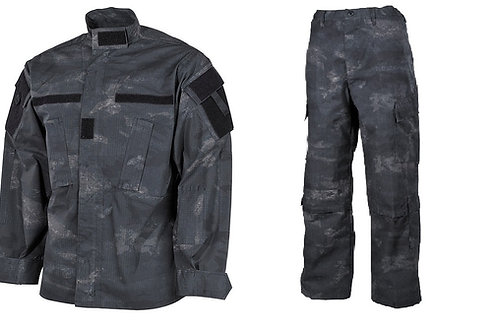 Costum US ACU Jacheta+Pantaloni Rip Stop ATACS LE