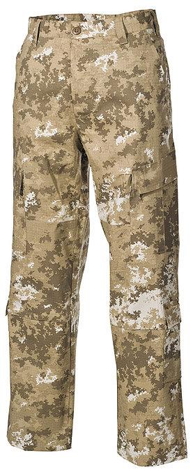 Pantaloni US ACU Camuflaj vegetato desert