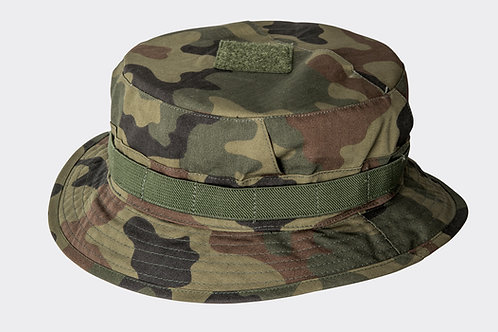 CPU® Hat - PolyCotton Ripstop - PL Woodland