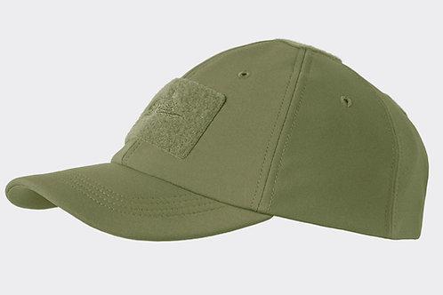 BBC WINTER Cap - Shark Skin - Olive Green