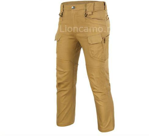Pantaloni tactici coyot