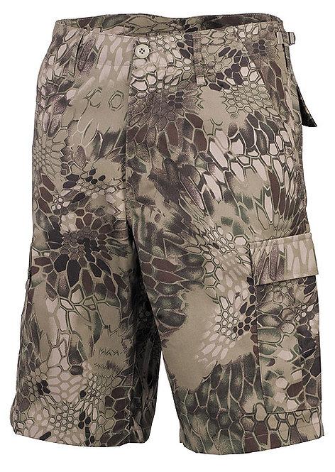 Pantaloni Scurti US  Camuflaj kryptec