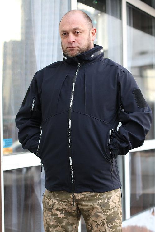 Jacheta soft shell negru