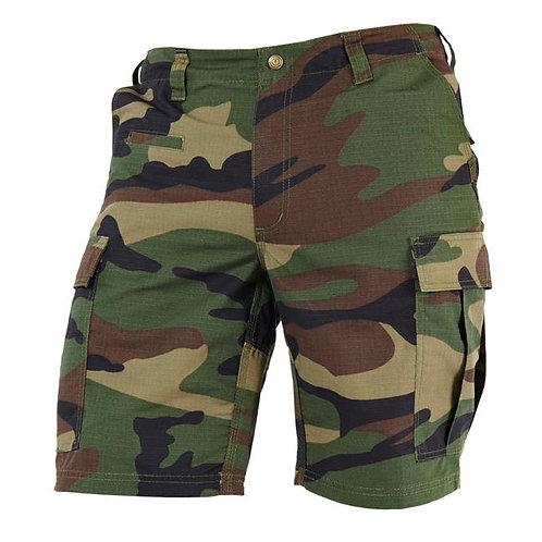 Pantaloni Scurti BDU 2.0-Woodland