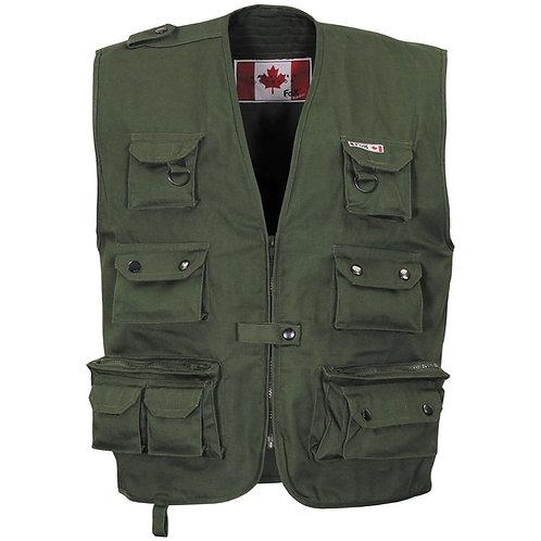 Vesta Canadian Outdoor OD green