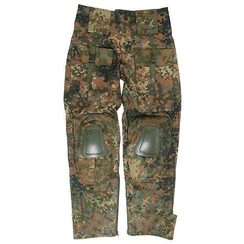 Flecktarn COMBAT Pantaloni ′WARRIOR′