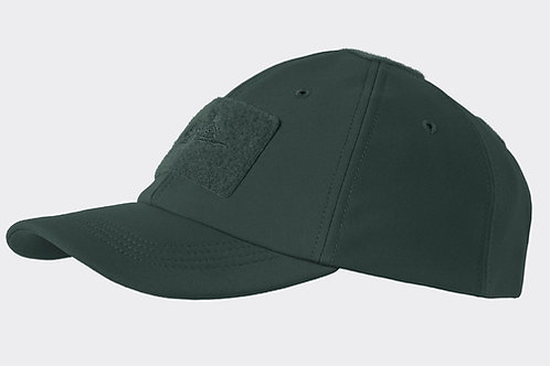 BBC WINTER Cap - Shark Skin - Jungle Green