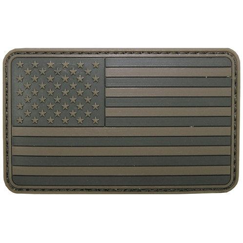 "Patch, emblema ""USA"", 3D, 8 x 5 cm"