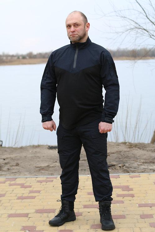Costum tactic navy blue