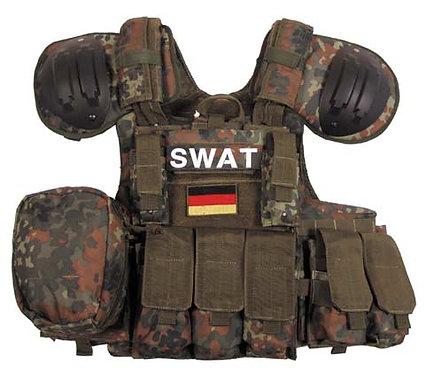 US Vesta SWAT BW camo