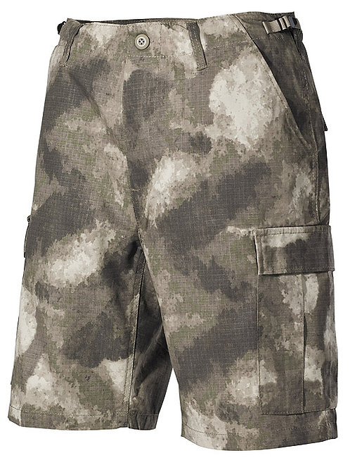 Pantaloni Scurti US Ripstop Camuflaj ATACS AU