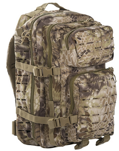 RUCSAC - US LASER CUT ASSAULT MARE - MANDRA TAN