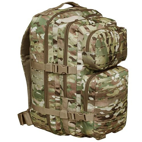 RUCSAC - US LASER CUT ASSAULT MARE - MULTICAM