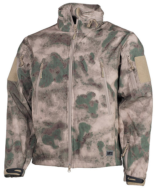 "us.Jacheta Softshell  ""Scorpion"", HDT camo green"