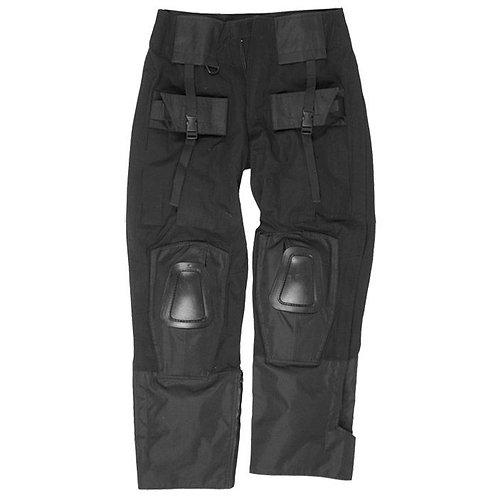 Black COMBAT Pantaloni ′WARRIOR′