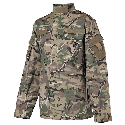 Costum de copii, ACU, RIP stop,  chirurgie-camo, pantaloni si jacheta