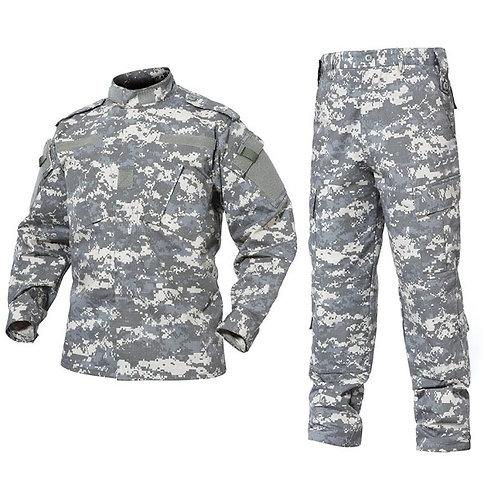 Costum US ACU Jacheta+Pantaloni Rip Stop digital