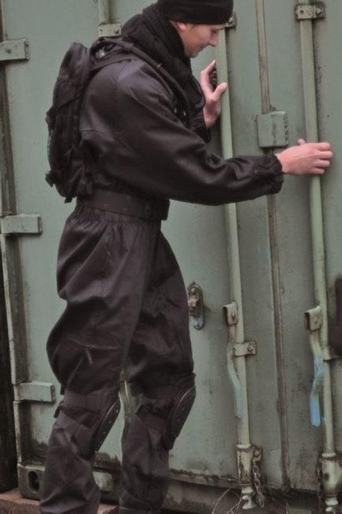 Combinezon SWAT, Negru