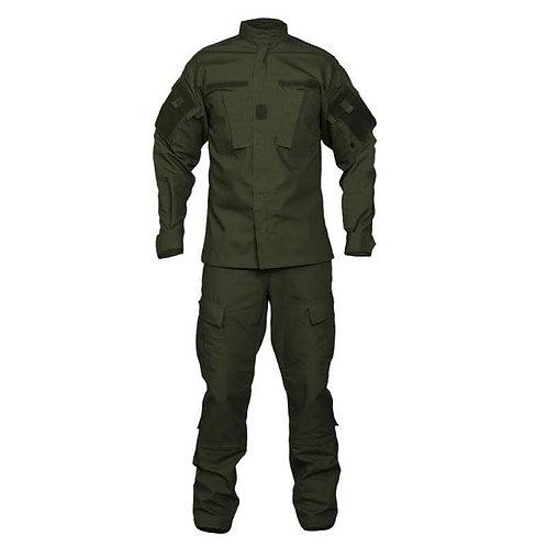 Costum US ACU Jacheta+Pantaloni Rip Stop oliv