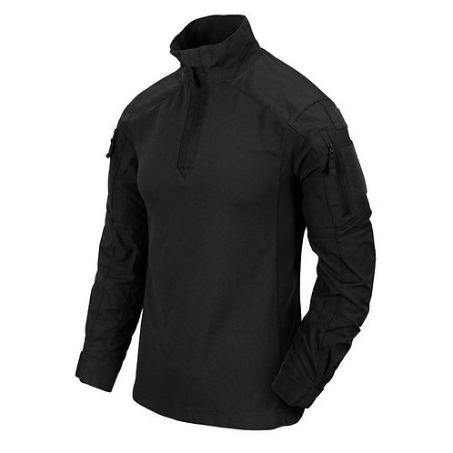 Bluza de lupta tactical  MCDU Combat Shirt - Nyco Ripstop - Black