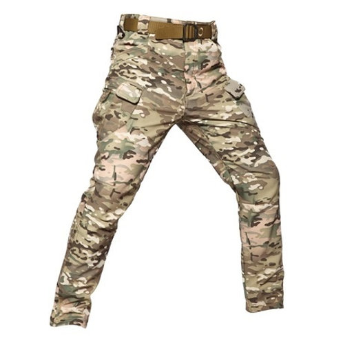 """Pantaloni Soft shell """"Pantera"""" multicam"""