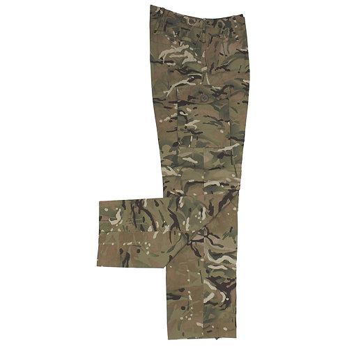Pantaloni MTP Windproof Noi