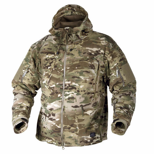 PATRIOT JACKETA - DOUBLE FLEECE CAMOGROM®