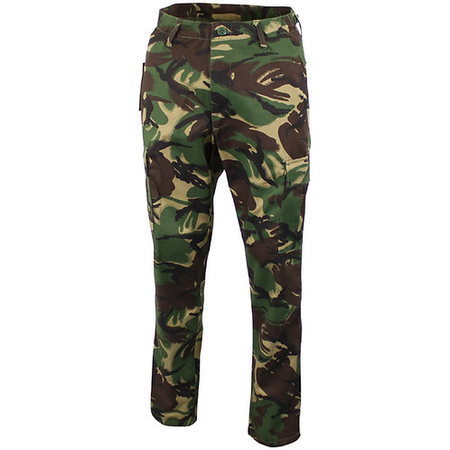 US Combat Pantaloni , BDU, DPM camo, fashion type