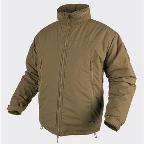 LEVEL 7 Lightweight Winter Jacket - Climashield® Apex 100g - Coyot