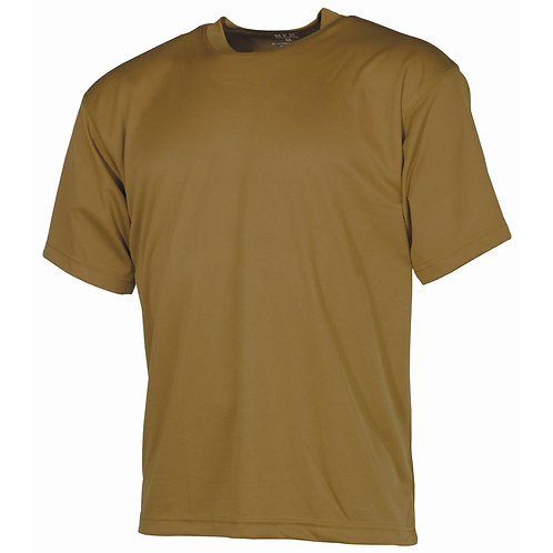Tricou  tactic coolmax coyote