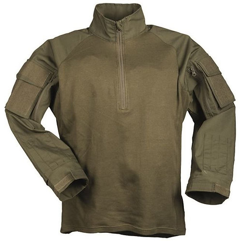 Bluza de lupta IGNIFUGA : OD Olive ISO11612