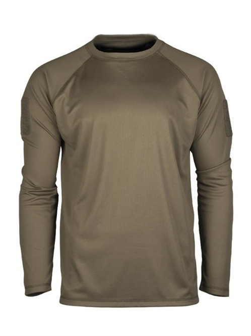 PULOVER OD TACTICAL LONG SHIRT QUICKDRY