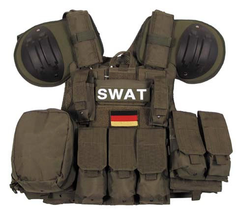 US Vesta SWAT , OD green,