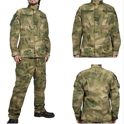 Costum US ACU Jacheta+Pantaloni Rip Stop ATACS FG