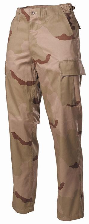 Pantaloni BDU 3 color